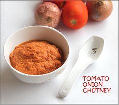 Tomato & Onion Chutney