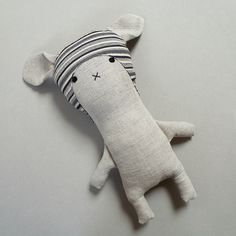 Mouse Softie Toy