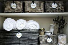 43 Practical Bathroom Organization Ideas | Shelterness