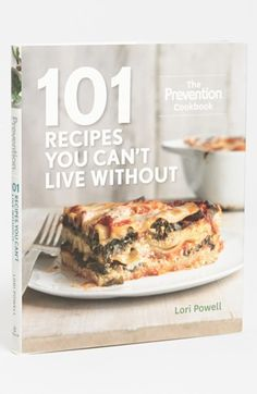 '101 Recipes You Can't Live Without' Cookbook