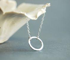 Hakumele bracelet  sterling silver eternity by kealohajewelry