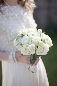 vintage bridesmaid
