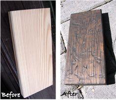 DIY: Reclaimed Wood