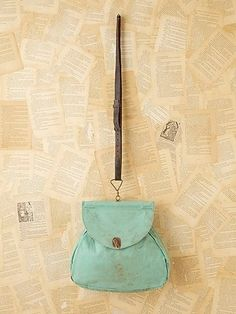 Vintage Bag at Free People Clothing Boutique - StyleSays