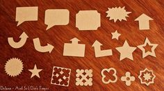 Free designs to cut with Silhouette Cameo. So many options!