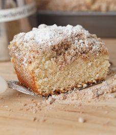 Recipe: New York crumb cake