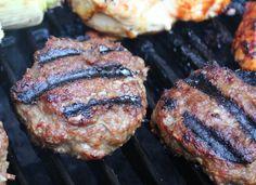 5 Ingredient Turkey Burgers