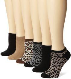 K. Bell Socks Women's Heather Animal Socks