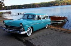 '55 Country Squire