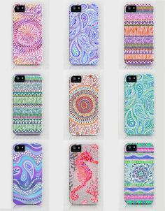 Awsome phone cases and their drawn by hand