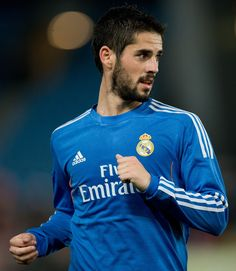 Isco. Real Madrid.