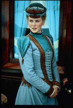 Nicole Kidman in Far and Away (1992)