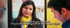 23 Times Mindy Kaling Perfectly Captured Your Angst. Seriously. I love mindy kaling.