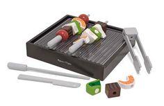 Grill set grill set