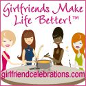 awesome ideas for girls night on this blog.  love the 'celebrate creativity with five cool girls night ideas'.  esp 'how to' club, studio night (art) and gift extravaganza.