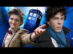 WHOLOCK: The Doctor & Sherlock sing a duet
