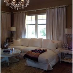 Shabby Chic by Rachael Ashwell sectional