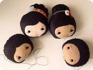 Gingermelon Dolls: Little Lady Aggie