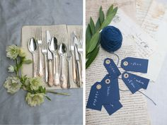 French Market inspired table setting by Silclair + Moore