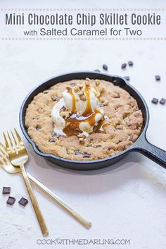 How to Make a GlutenFree Pizookie