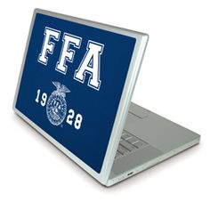 Show your FFA pride & protect your laptop with Skinware™