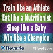 Hey #Houston #CrossFitters, how do you #SleepStrong? Tell us using #SleepStrong  and you could win a customizable bed! @ReverieSleep #spons