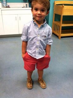 My kids need to be this stylish!