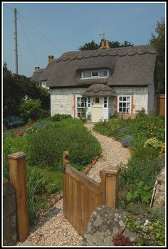 cottage on the Isle of Wight