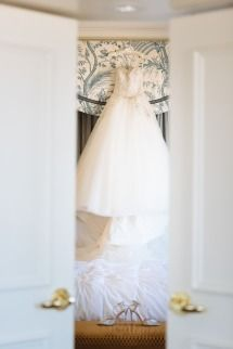 Capture the beauty of your wedding dress