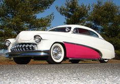 1950 Mercury Lead-Sled custom