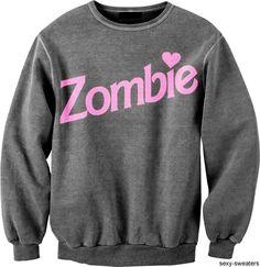 harri potter, sexi sweater, fashion, style, zombi, gift cards, harry potter, barbie, closet