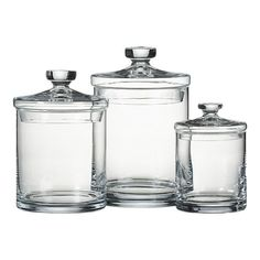 kitchens, barrels, glasses, kitchen canisters, bathroom storage, glass canist, bath accessories, crates, guest bathrooms