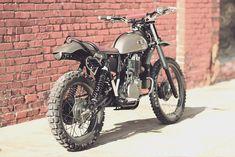 '80 Yamaha XT500 - Hgarage  |  Pipeburn.com