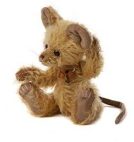 Scratch, Minimo Mouse by Charlie Bears™