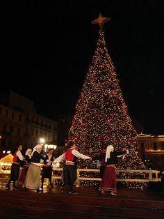 Χριστουγεννιάτικοι Χοροί