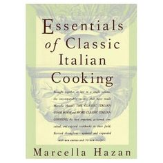 One of the great cookbooks