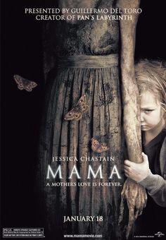 Mama Movie Poster -EDFD