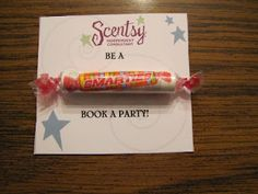 Be a smartie host a party! :)  Great for your thirty one party, too!