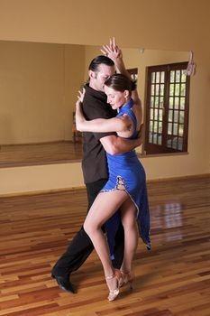 dancing Bachata :)