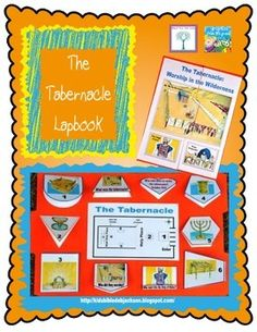 Moses: The Tabernacle in the Wilderness Lapbook Freebie