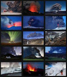 Volcanic Mosaic - Eyjafjallajökull Eruption, Iceland | Flickr - Photo Sharing!