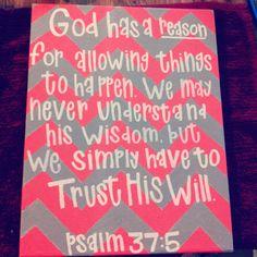 Love love love this verse