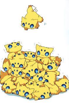 X3 cute Joltiks
