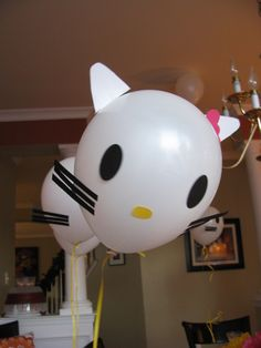 "Photo 1 of 9: Hello Kitty! / Birthday ""A Hello Kitty Inspired Birthday Party"" 