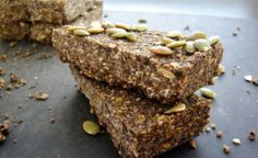 Home made protein bars | Health360.fi