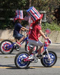 july 4th parade ojai