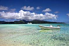 Egzotyczna wyspa Tahiti na zdjęciach! Pobierz je jako darmowe tapety na pulpit - kliknij w zdjęcie i przejdź na stronę z pobraniami / fantastic island #beach #summer #travel #plaza #wakacje #podroze #tapetynapulpit #wallpapers
