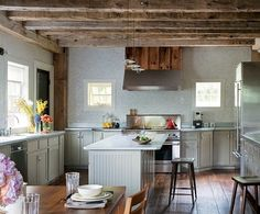 15 beautiful barn-inspired interiors – Cottage Life