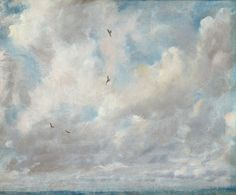 John_Constable_Cloud