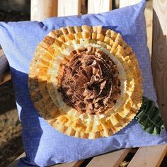 Country Sunflower Pillow